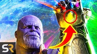 Avengers: Infinity War - 10 Things Thanos Can Do With The Infinity Gauntlet