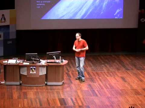 Deploying software updates to ArduSat in orbit [linux.conf.au 2014]