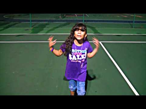 Baby Kaely 7 year old kid rapper