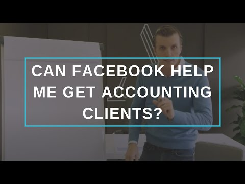 Can Facebook Help Me Get Accounting Clients?