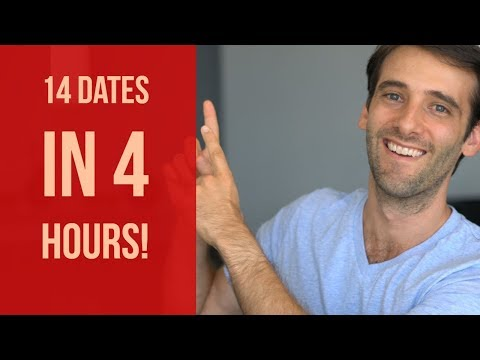 Tinder Hacks | How I got 14 Dates In 4 Hours (2018)