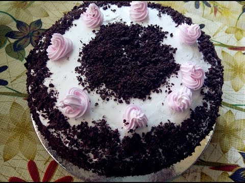 Black Forest Cake Without Oven.  Recipe Learn in  2 minutes