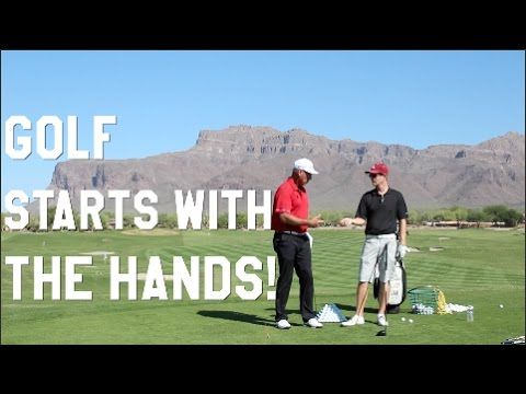 Golf Mike Malaska STEP 1 in Building a Golf Swing
