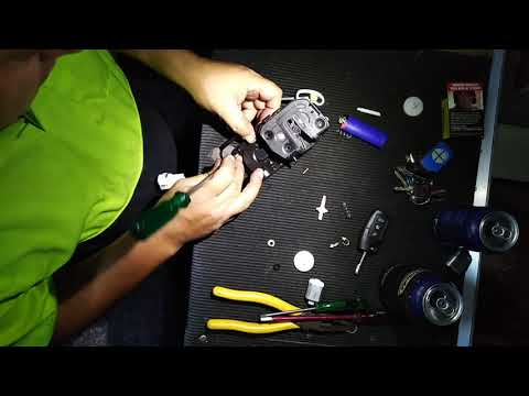 How to repair a Ford Falcon Central Locking Brisbane 0413 120 444