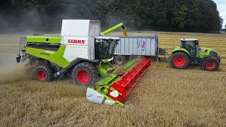 CLAAS LEXION 795 Monster Limited Edition u  CLAAS LEXION 770