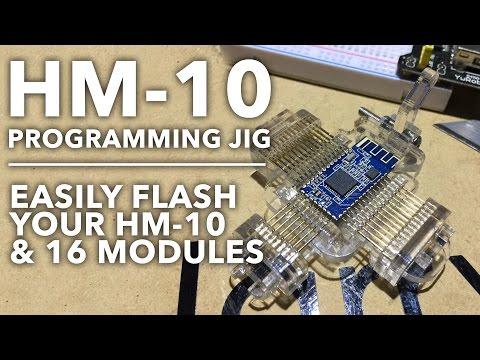HM-10 Bluetooth Module Programming Jig