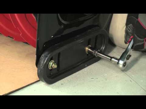 How to Adjust Snowblower Skid Shoes