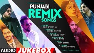 Punjabi Remix Songs , Audio Jukebox , Non Stop Dj Remix Songs , T Series Apna Punjab