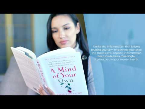 A Mind of Your Own  by Kelly Brogan, MD