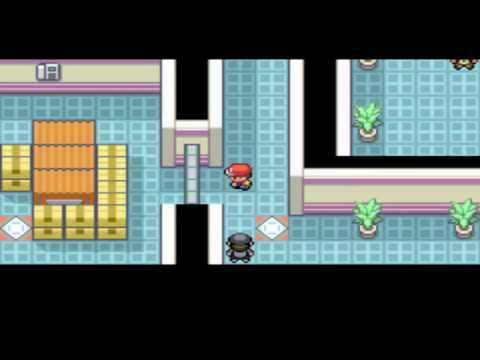 Pokémon Leaf Green Boss PlayThrough Part 21 - Silph Co. Part 3