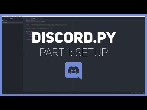Discord.py: Making a Discord bot (Part 1: Setup)