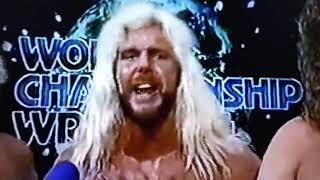 The Freebird's Promo NWA 1987