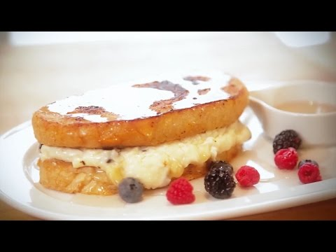 How to Make Ultimate Stuffed French Toast