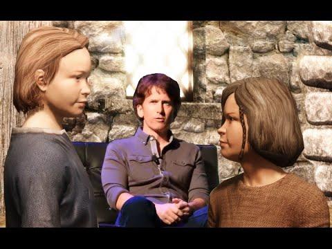 Skyrim: Creepy Unused Child Dialogue