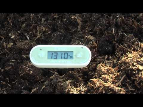 Composting Horse Manure Part 2