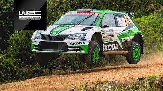 WRC 2 - Rally Italia Sardegna 2018: Highlights Friday