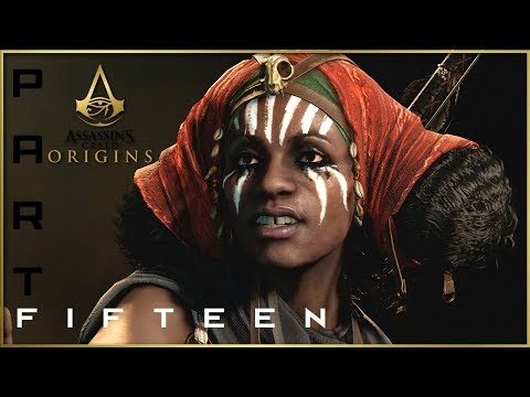 The Hyena Who Stopped Laughing! Part 15 - Assassin's Creed Origins
