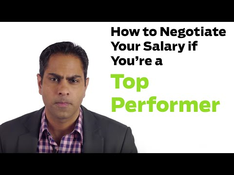 How to Negotiate Your Salary if You're a Top Performer, with Ramit Sethi