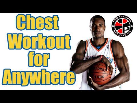 Strengthen Your Upper Body | Push Up Matrix | Pro Training Basketball