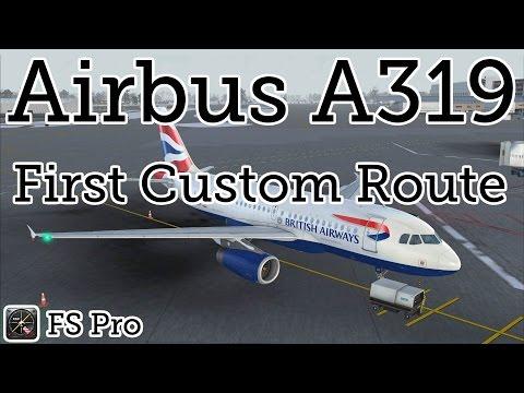 Airbus A319 Gatwick (EGKK) to Manchester (EGCC)