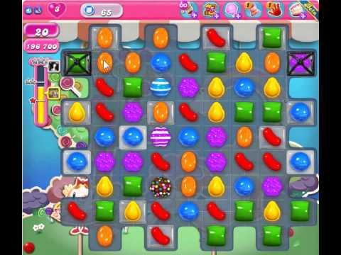 Candy Crush Saga Level 65 ★★ NO BOOSTER