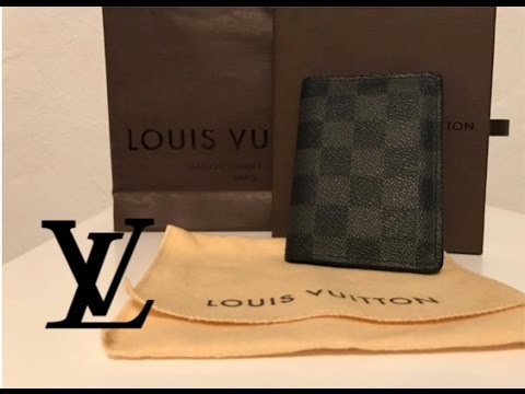 Louis Vuitton Unboxing (Mens Wallet)