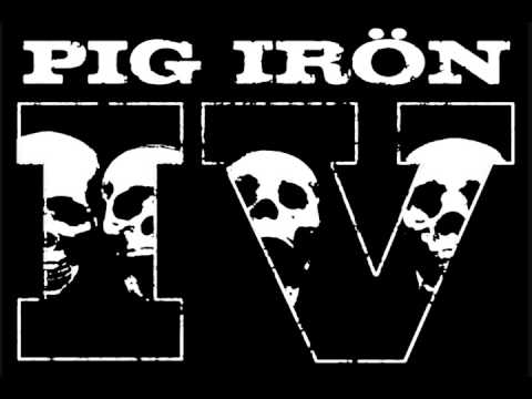 Pig Iron Good Man, Poor Man