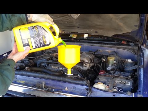 Cylinder Head & Gasket DIY Procedure - Toyota 5VZ-FE - Part 6