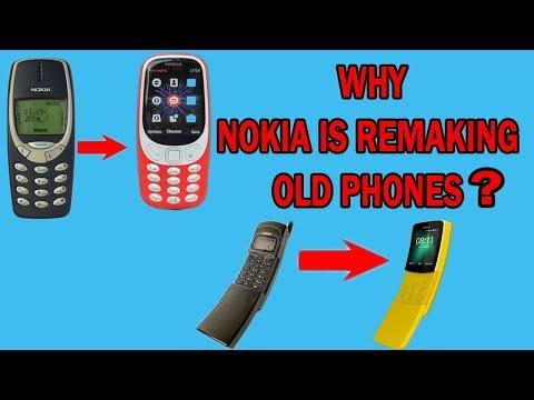 Why Nokia is Remaking Classic Phones? | EXPLAINED [urdu/hindi]