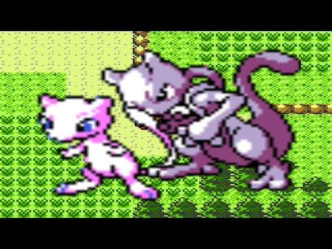 How to find Mew and Mewtwo in Pokemon Gold and Silver