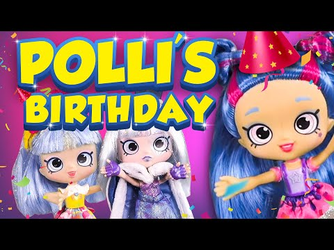 Barbie - Polli's Surprise Birthday | Ep.133
