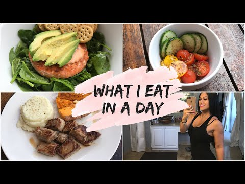 What I eat in a day | Healthy balanced meals