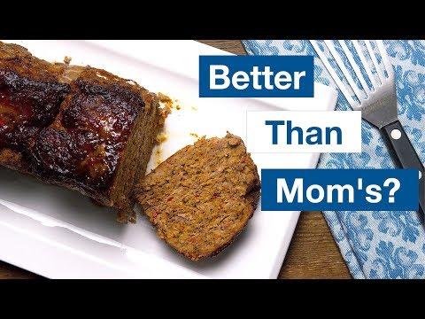 Meatloaf - Crazy Good Recipe! || Le Gourmet TV Recipes