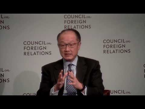 Clip: Jim Yong Kim on the Importance of Women's Education