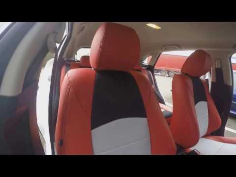 Mazda MX 3 tailor made car seat covers ( re trim alternative)