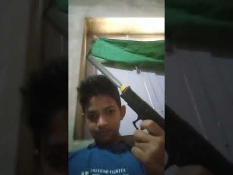 Easy way to make gun silencer