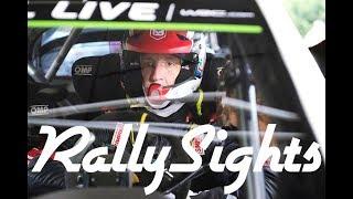 Kris Meeke WRC TOYOTA GAZOO Racing Toyota Yaris Drive First Impression Experience