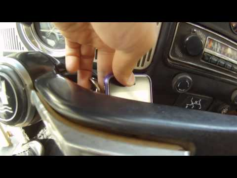 Scosche IPFMRDS(FM Radio Ipod Hook Up For All Radios) Install In A 1968 VW Bug On A Sapphire X