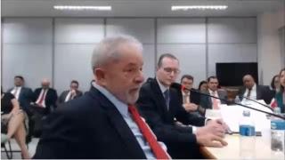 Agora: Depoimento de Lula Sítio em Atibaia