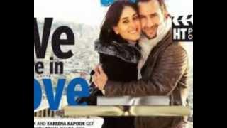 Teri Akhiyan Le Gayeen Meri Jaan  Saif & Kareena