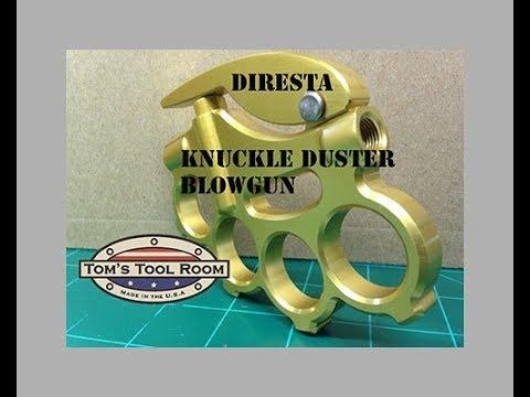 Diresta Knuckle Duster Production Prototype