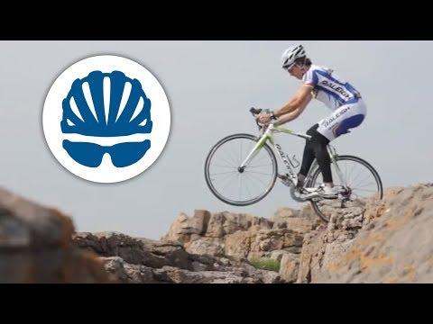 Martyn Ashton - Amazing Road Bike Stunt Riding