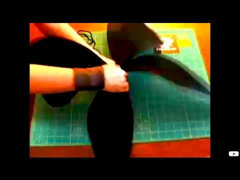 How-to Make Recycled Fairy Wings, Threadbanger