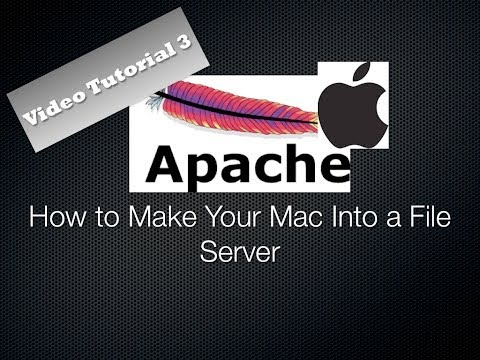How to Make Your Mac Into a Home File Server