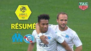 Olympique de Marseille - RC Strasbourg Alsace ( 2-0 ) - Résumé - (OM - RCSA) / 2019-20