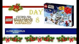 Day 8 Star Wars LEGO Advent Calendar (2018)