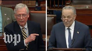 Lawmakers react to failed procedural vote on coronavirus stimulus bill