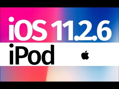 How to Update to iOS 11.2.6 - iPod touch