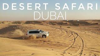 DUBAI DESERT SAFARI 2018