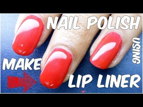 How to Make Nail Polish at Home